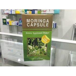 画像1: 【高品質】モリンガ・カプセル(Moringa Capsule)100錠×1ボトル