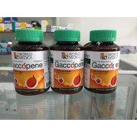 【天国からの果実】ガックフルーツ・パウダー(Gaccopene)60錠×3ボトル(1回発送)