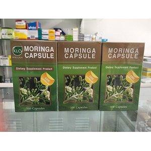画像1: 【高品質】モリンガ・カプセル(Moringa Capsule)100錠×3ボトル(1回発送)