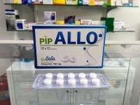 <ザイロリック>アロプリノール 100mg(PIP ALLO)100錠×1箱※1回発送
